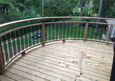 Lakeside Fence & Deck